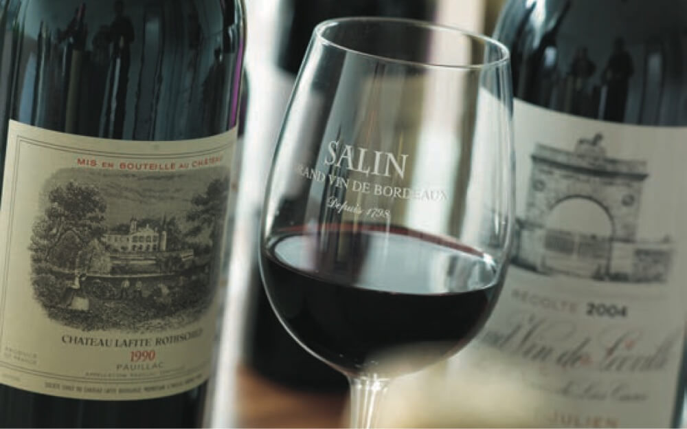 Savoir-faire & valeurs | Maison Salin, négociant à Bordeaux depuis 1798