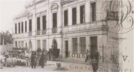 Histoire de la Maison Salin | Négociant à Bordeaux depuis 1798