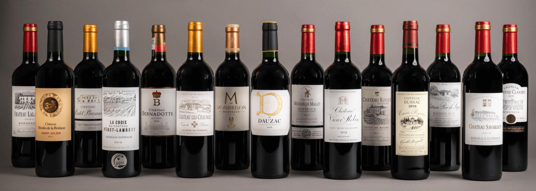 Petits Châteaux | Maison Salin, négociant en Grands Vins de Bordeaux