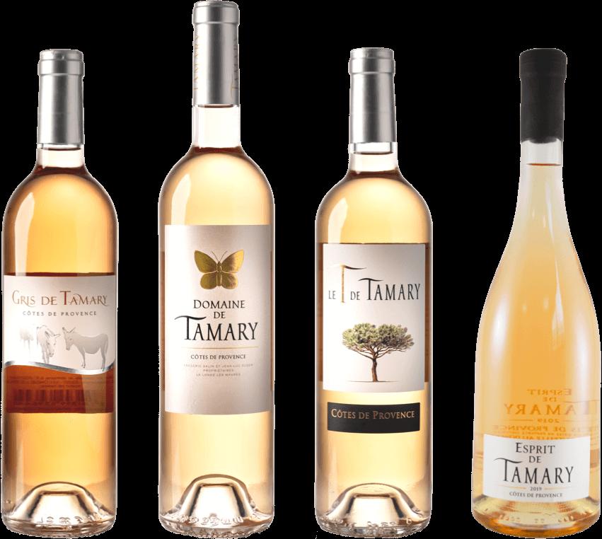 Domaine de Tamary | Côtes de Provence | Maison Salin