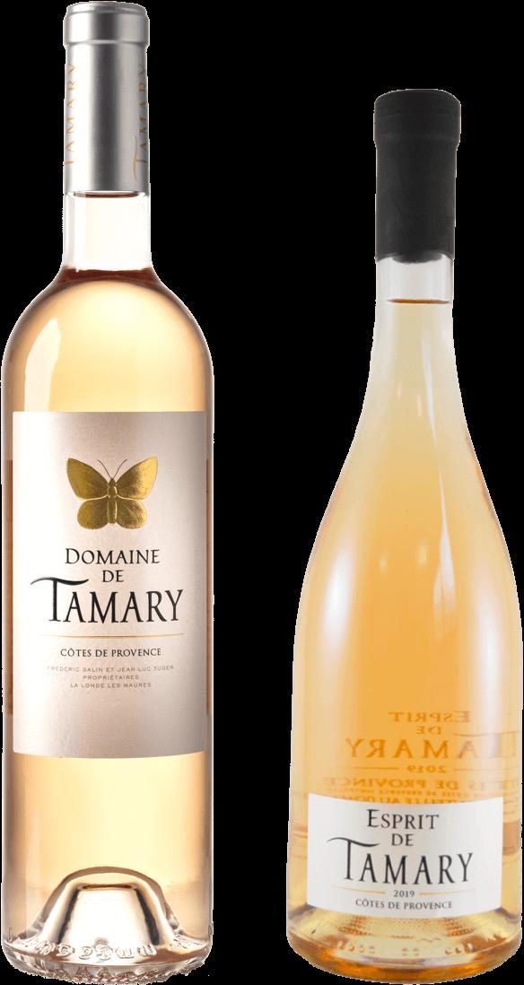 Domaine de Tamary   Côtes de Provence   Maison Salin